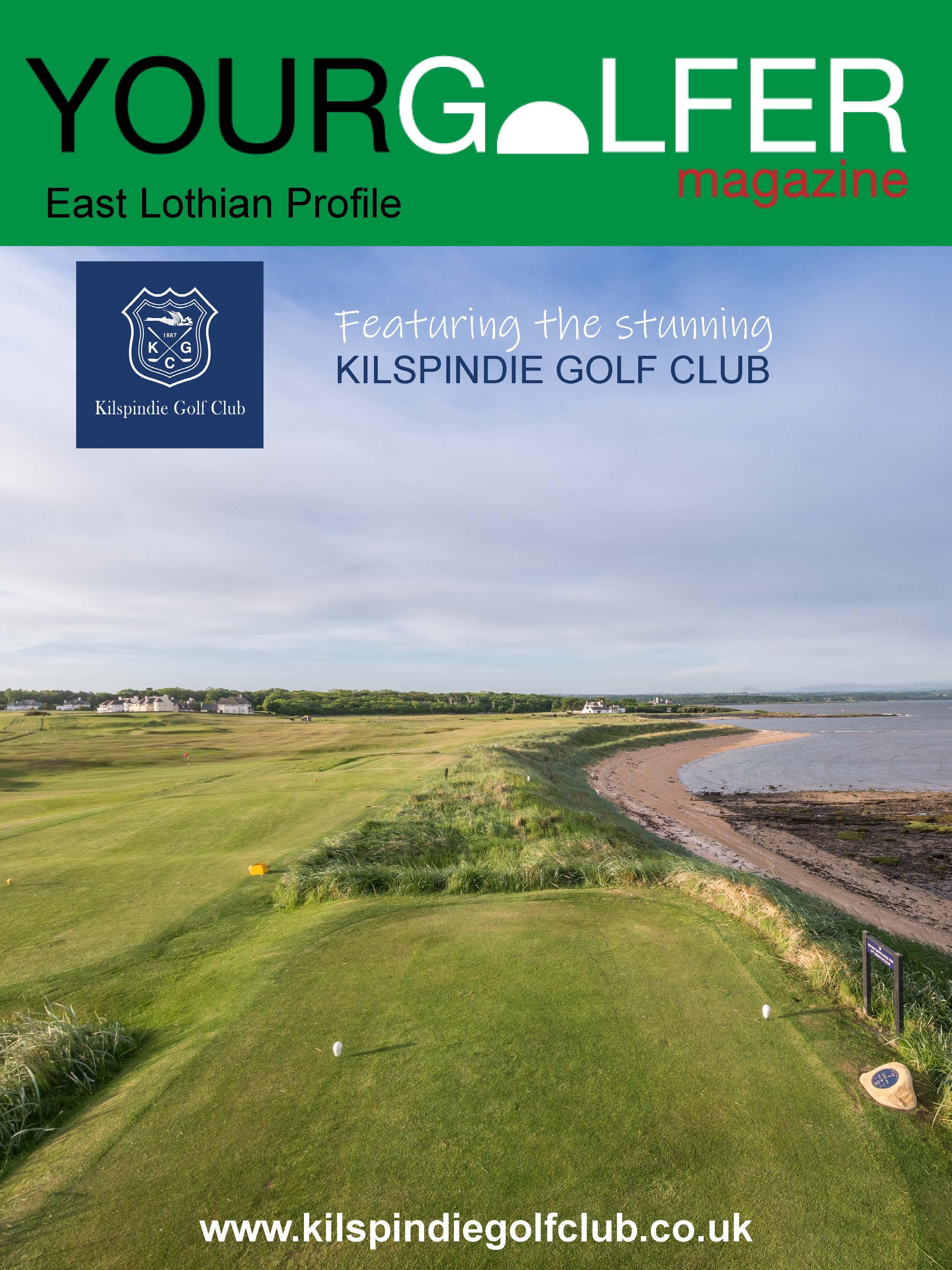 East Lothian profile your golfer magazine